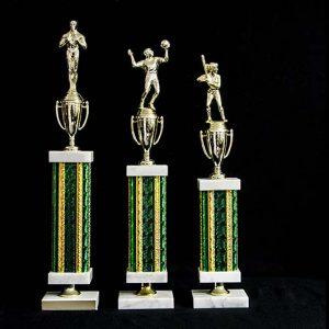 Single tier trophy - 406 Series