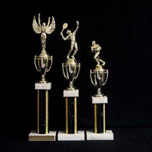 Single tier trophy - 512 Series