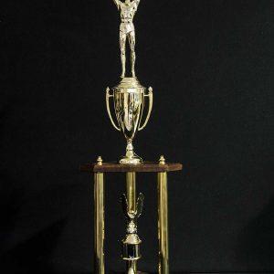 Three column trophy - 809 Series