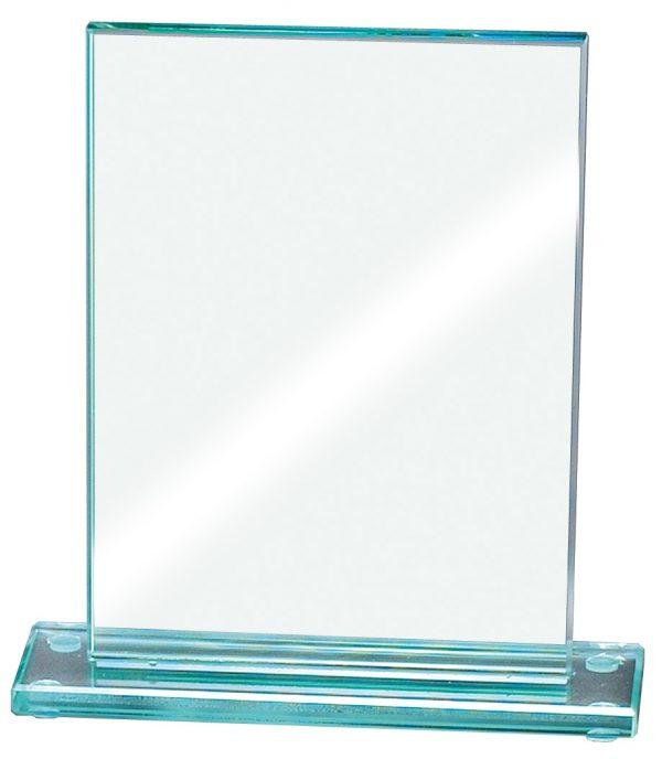 Jaded glass monolith award - GL511