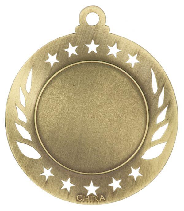 2.25 inch bronze medallion - GM101B