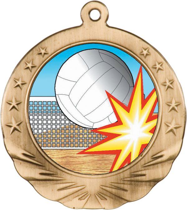 2.75 inch motion medal - MTN01G