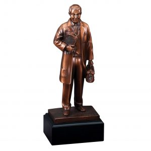 11.5 inch doctor sculpture - RFB057